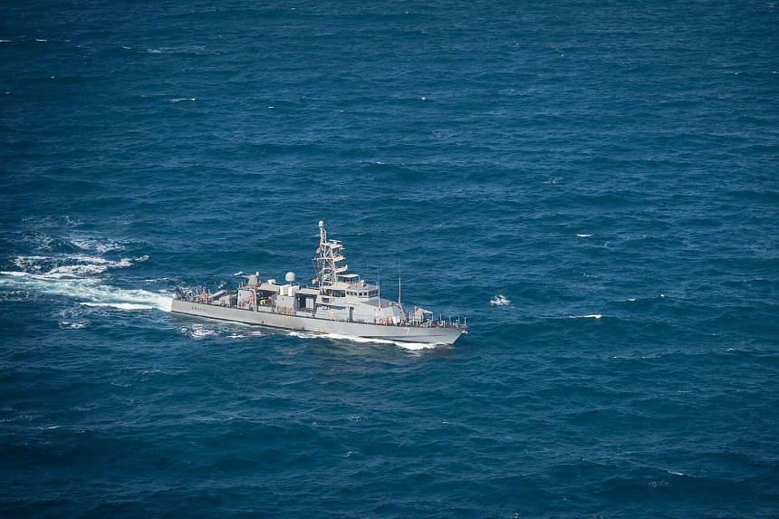 Iranian ships harassed UA naval vessels in three separate incidents, including one that prompted an American ship to fire warning shots on August 24.
