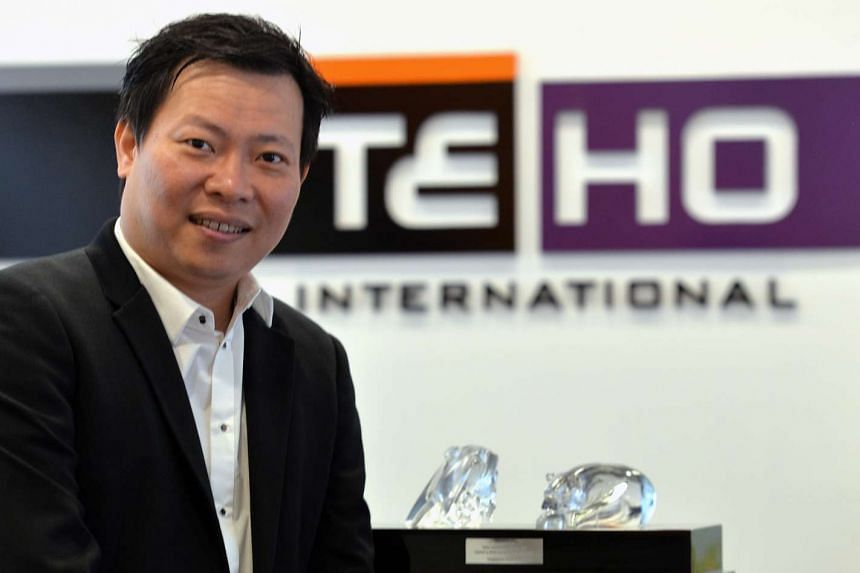 Teho chief executive and chairman Lim See Hoe.