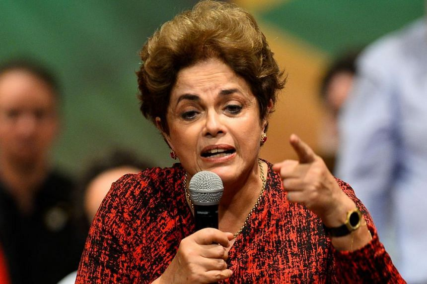 Brazilian suspended President Dilma Rousseff is expected to appear today (Aug 29) to defend herself in an impeachment trial.
