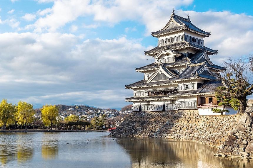 Kitsuki Castle is a stop on Chan Brothers Travel's Insider Japan and Hokkaido itinerary.