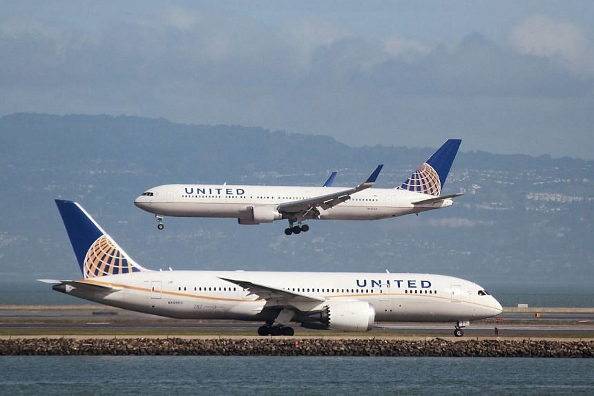 Two United Airlines pilots were arrested in Glasgow, Scotland, on suspicion of being under the influence of alcohol before they were due to fly.