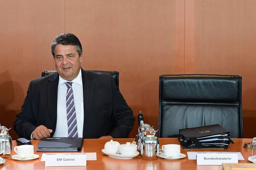 """German Vice Chancellor, Economy and Energy Minister Sigmar Gabriel has said that trade negotiations between the EU and the US have failed because """"Europeans must not succumb to American demands""""."""