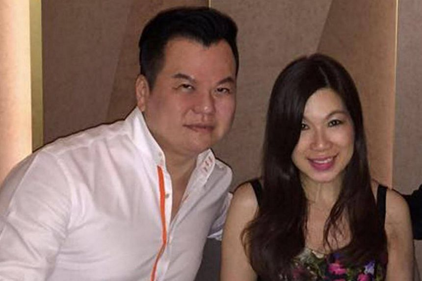 Lawyer Susan Leong met her husband Adrian Peh at NUS law school. The couple set up the law firm Yeo-Leong & Peh.