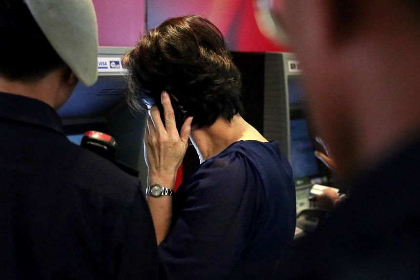 The SCDF cautioned recipients of scam calls not to return them.