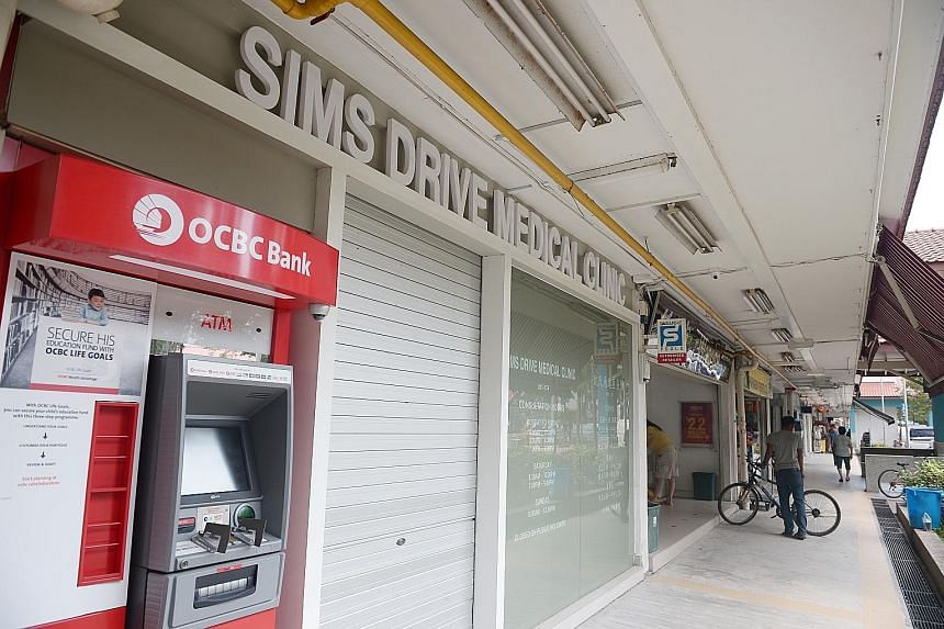 Sims Drive Medical Clinic notified the Health Ministry on Aug 22 after an unusual increase of cases with fever, rashes and joint pains.
