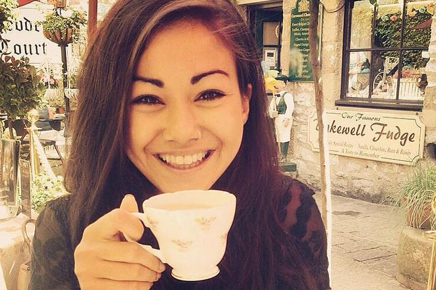 Ms Mia Ayliffe-Chung, 21, died in the knife attack at the backpacker hostel in Queensland.