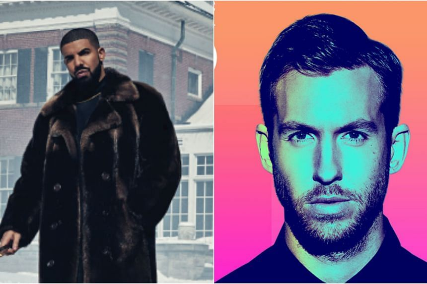 Canadian rapper Drake and British DJ Calvin Harris took home early awards at the MTV Video Music Awards (VMAs) on Aug 28, 2016.