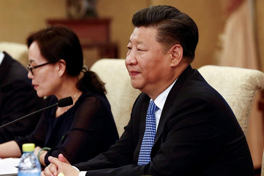 Chinese President Xi Jinping has reshuffled three top provincial-level Communist Party posts ahead of a congress next year.