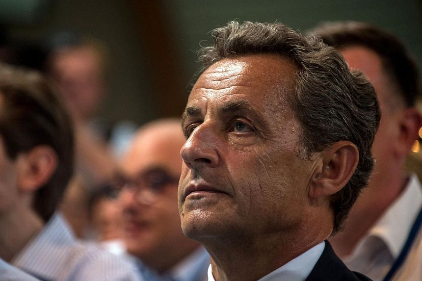 Former French president Nicholas Sarkozy said on Monday (Aug 29) he would change the country's Constitution to ban burkinis if he is re-elected to his former role.