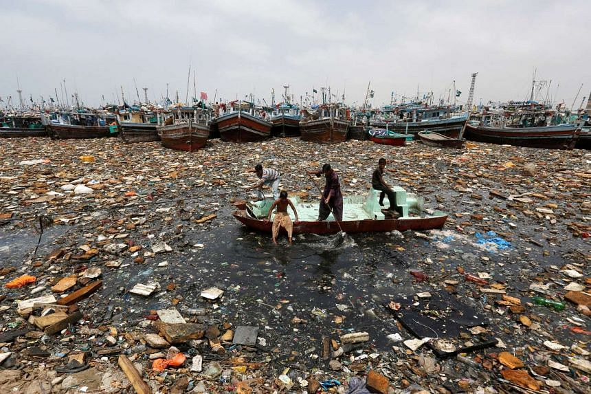 The UN is warning that more than 300 million people in Africa, Asia and Latin America are at risk from disease because of water pollution.