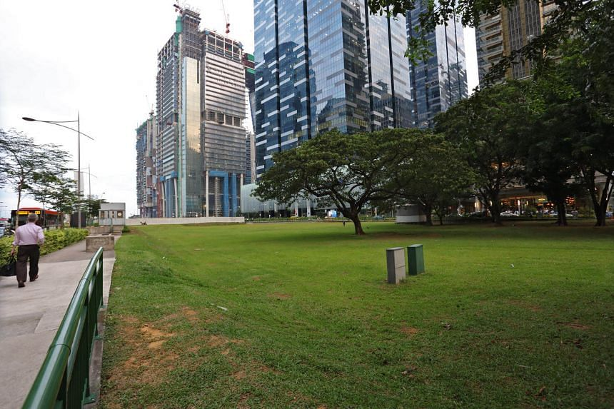 The Urban Redevelopment Authority (URA) launched on Tuesday (Aug 30) the sale by tender of a prime mainly office site at Central Boulevard in Marina Bay.