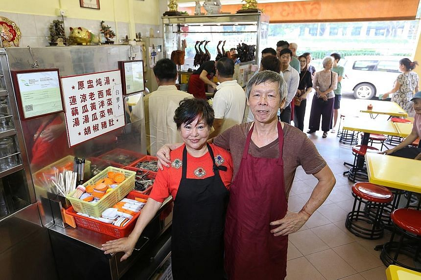 Ha and his wife, Kong, who built the Kay Lee Roast Meat Joint business from scratch, were sentenced to four weeks' jail and had to pay a penalty of $164,751.45 each. The couple sold the business for $4 million in 2014.