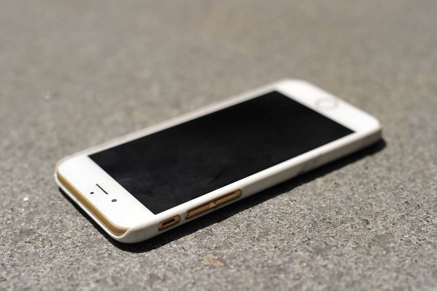 Apple Inc has been sued by owners of iPhone 6 and iPhone 6 Plus smartphones who say a design defect causes the phones' touchscreens to become unresponsive, making them unusable.