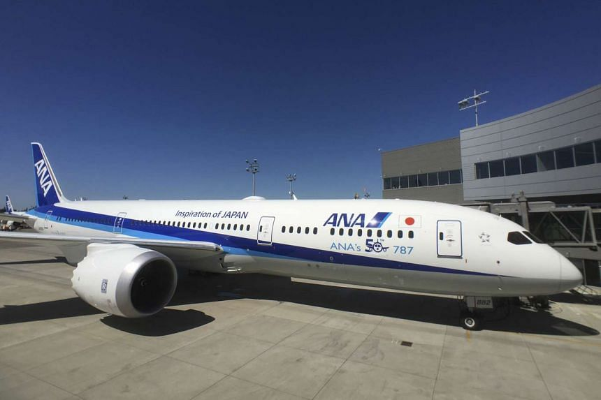 ANA said it would take two to three years to replace damaged compressor blades in the Rolls-Royce engines powering its Boeing 787s.