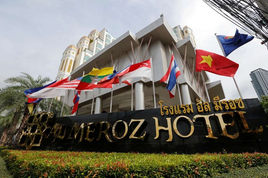 The four-star Al Meroz hotel in Bangkok is being touted as the first halal hotel in Thailand.