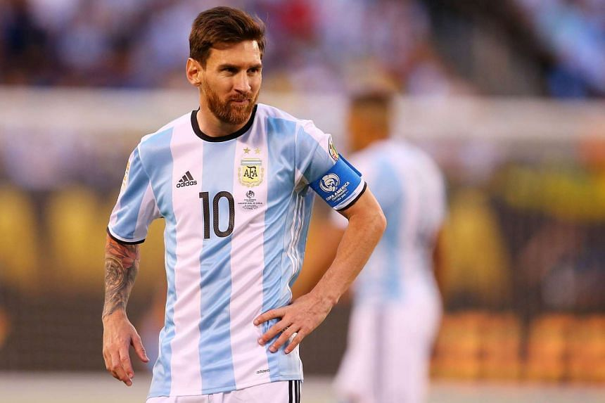 Lionel Messi's return to international duty with Argentina could be delayed by a groin injury. He was set to return for the two-time world champions' World Cup qualifiers against Uruguay and Venezuela after reversing his shock decision to retire