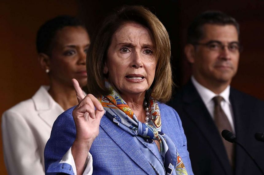 Embattled Republicans are weighing a renewed TV barrage against House Democratic leader Nancy Pelosi, who is unpopular in many swing districts.