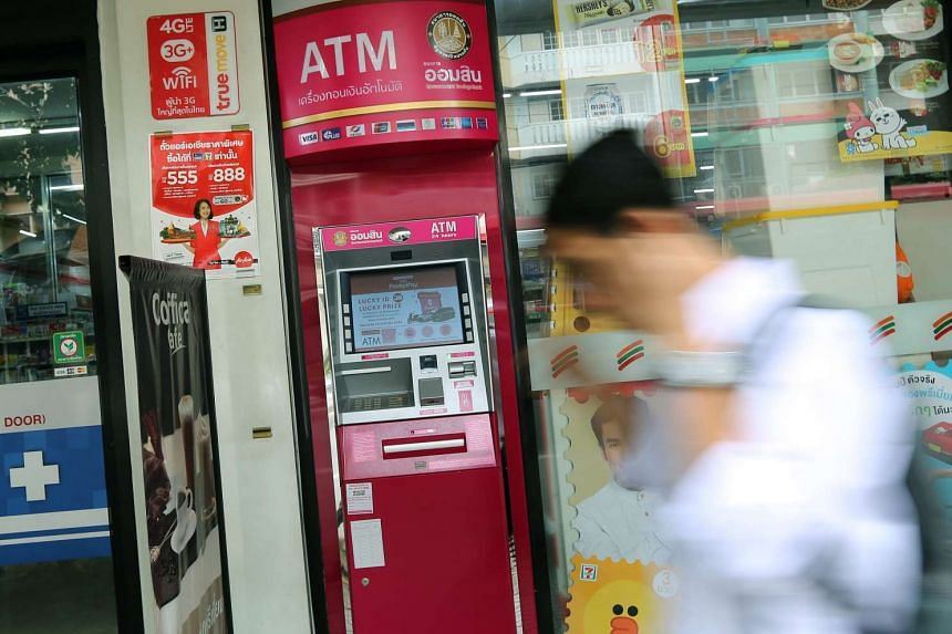 Thailand is looking for a Russian suspect who is believed to have used malware to withdraw 12 million baht (S$473,000) from ATMs across the country.