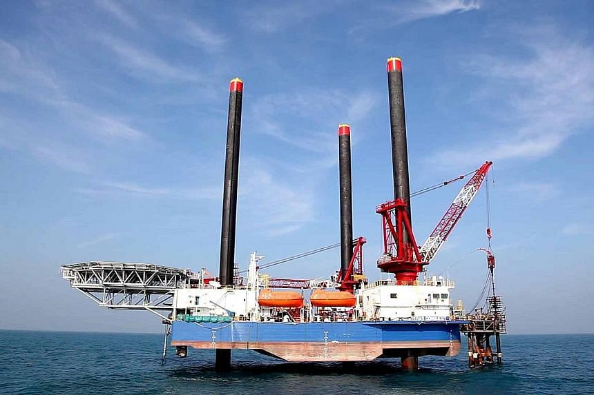 Ezion Holdings' business includes providing self-elevating liftboats which perform, among other things, maintenance services and upgrading of offshore production platforms. The offshore and marine sector has been hit by deep cuts made by oil majors t
