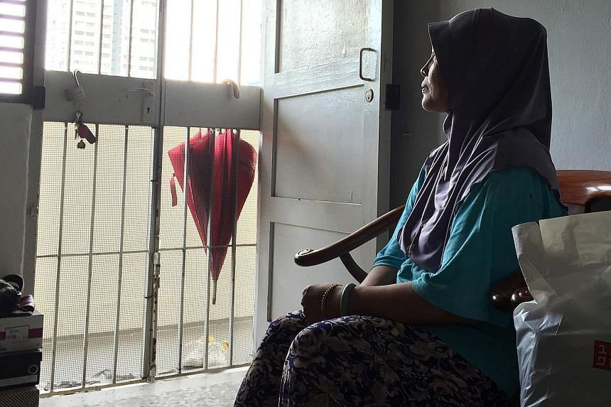Madam Ratnawati Yusoff thought the rashes on her husband's body were caused by an allergic reaction of some kind. Her husband had developed a fever followed by rashes last week.