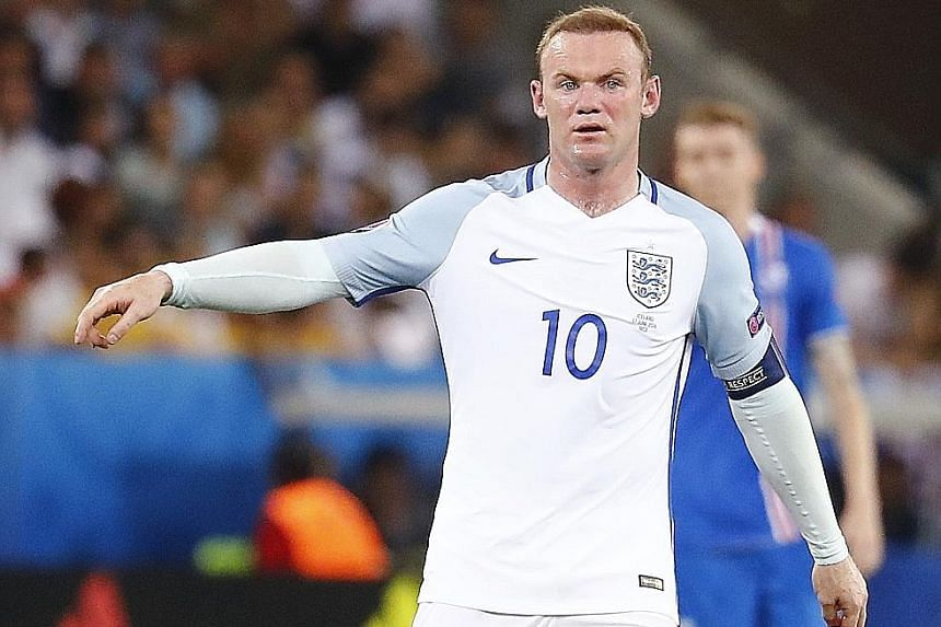 Skipper Wayne Rooney, 30, is set to win his 116th England cap in the World Cup qualifier against Slovakia on Sunday. Only goalkeeper Peter Shilton has made more appearances (125) for the Three Lions.
