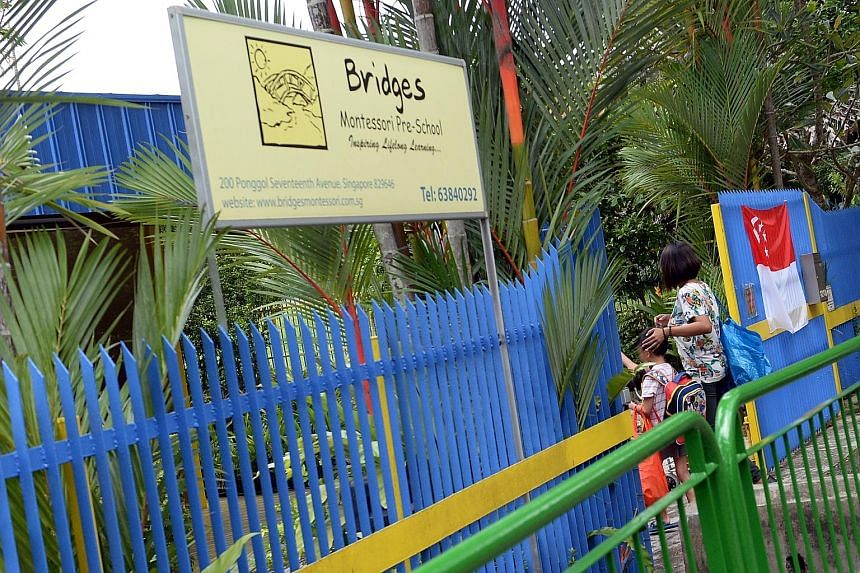 Bridges Montessori in Punggol found on Aug 12 that a foreign trainee teacher had been diagnosed with TB.