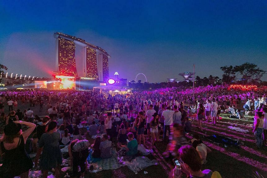 Indie music festival Laneway will be back for its seventh outing in Singapore at The Meadow, Gardens by the Bay on Jan 21, 2017.