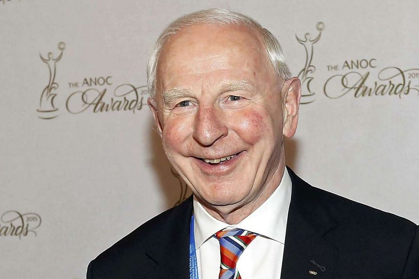 Patrick Hickey (above, in a file photo) is accused of taking part in a ring to illegally sell tickets to the Rio Olympic Games.