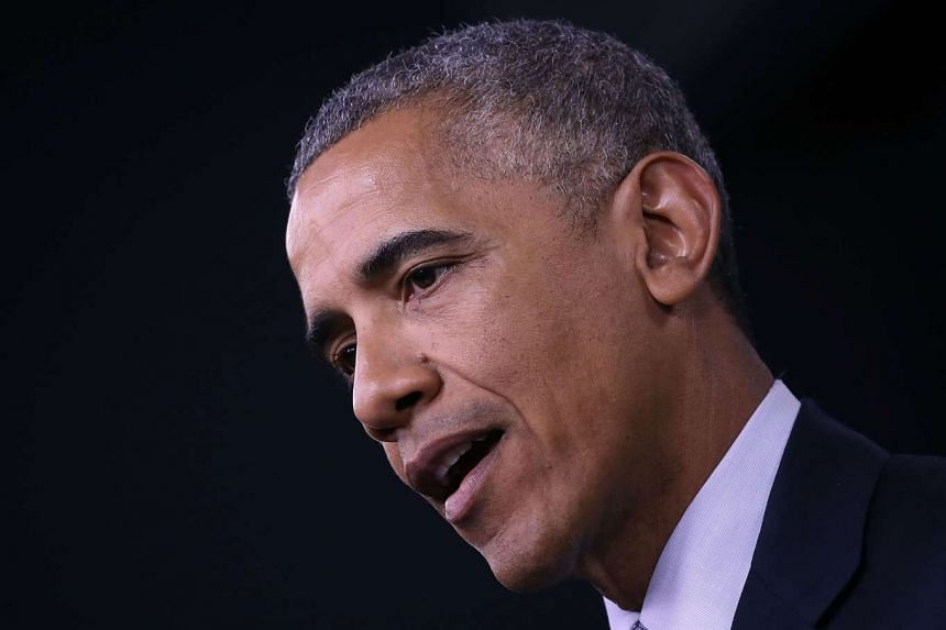 Obama will leave the White House on Jan 20, 2017, at age 55, after eight years in power.
