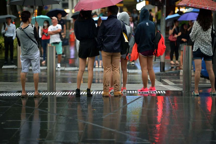 Singaproe can expect rain for the first two weeks of September, said the National Environment Agency.