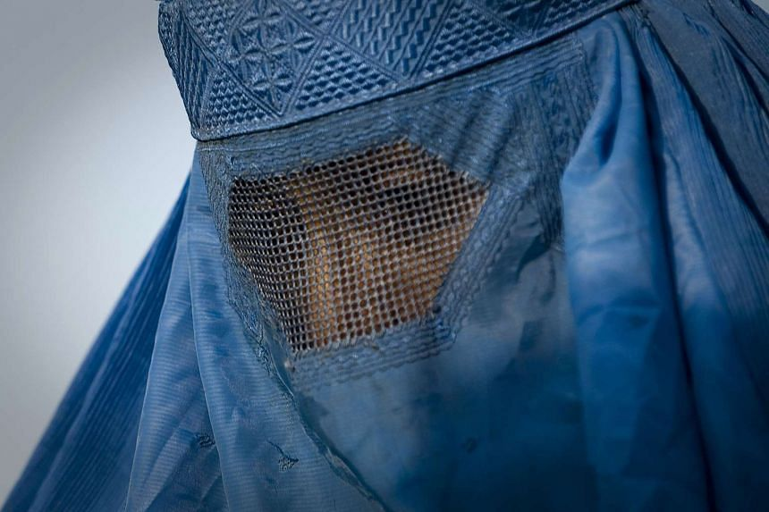 A poll has revealed that majority of Britain's public supports a ban on women wearing a burqa.