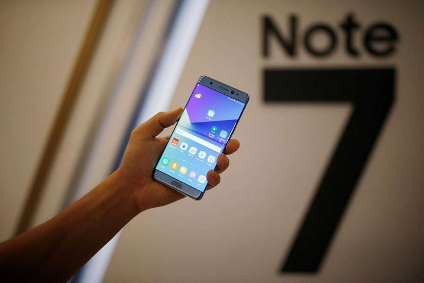 Samsung said on Wednesday (Sept 1) that shipments of the Galaxy Note 7 smartphone are being delayed as the firm conducts additional quality control testing for the premium device.