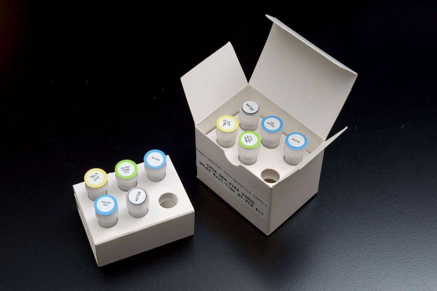 The test kit, which is now ready for use, costs only a few dollars to produce.