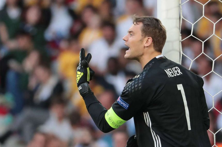 Germany's goalkeeper Manuel Neuer has been named the team's new captain.