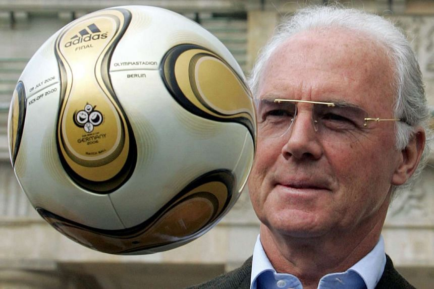 Franz Beckenbauer was accused of corruption in the awarding of the 2006 World Cup to Germany.