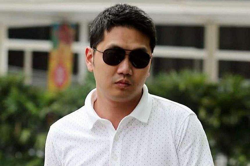 Woo pleaded guilty on Tuesday to two corruption charges as well as six unrelated charges. He has been suspended from service since January last year.