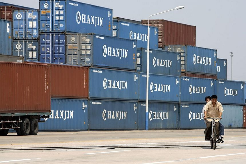 South Korea's top shipping firm Hanjin is also the world's seventh-largest shipping line by capacity.
