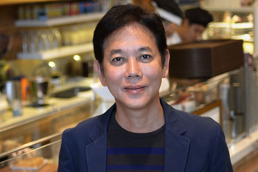 Bread Talk's Mr George Quek