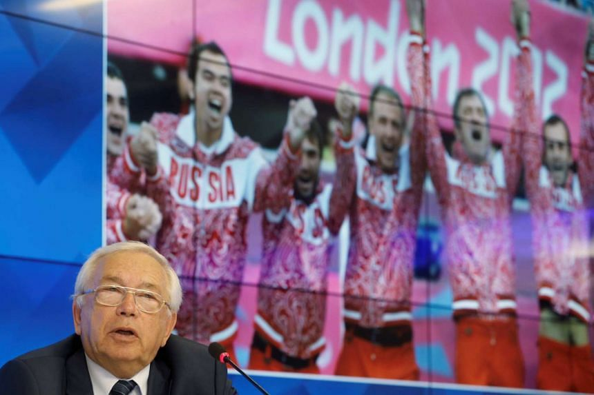 An event will be held on Sept 7-8, said Russian Paralympic Committee head Vladimir Lukin (above, in a file photo).