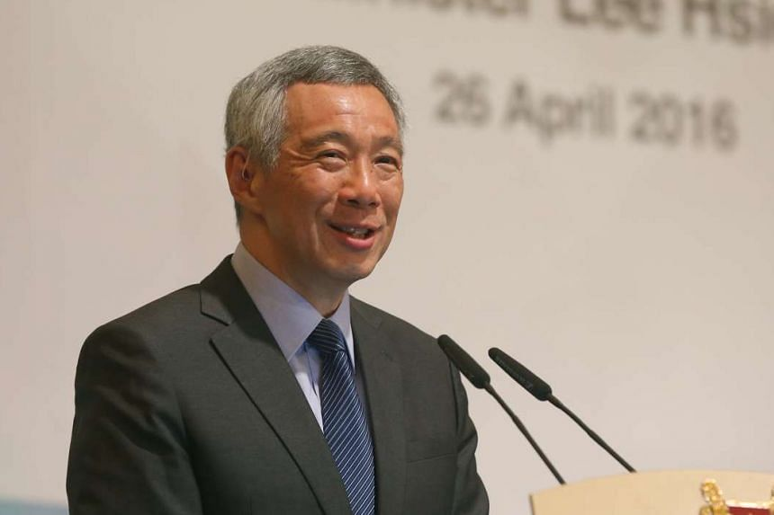 PM Lee Hsien Loong begins a four-day trip to China on Sept 2, 2016.