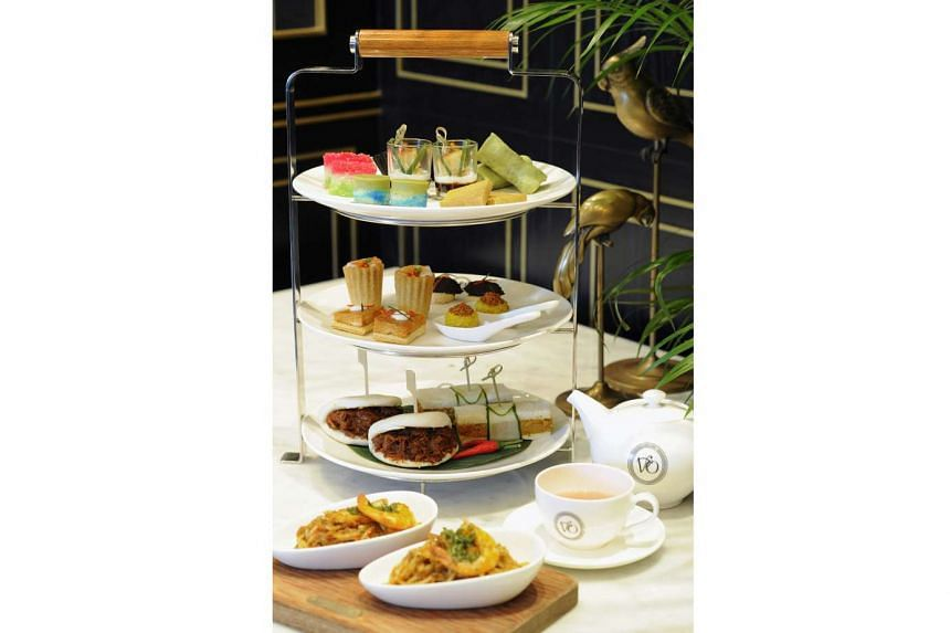 High Tea at National Kitchen by Violet Oon