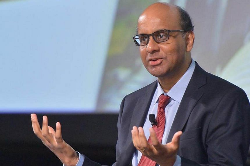 DPM Tharman urged companies to be inclusive in their hiring practices yesterday at the opening of the CSR and Social Innovators Forum.