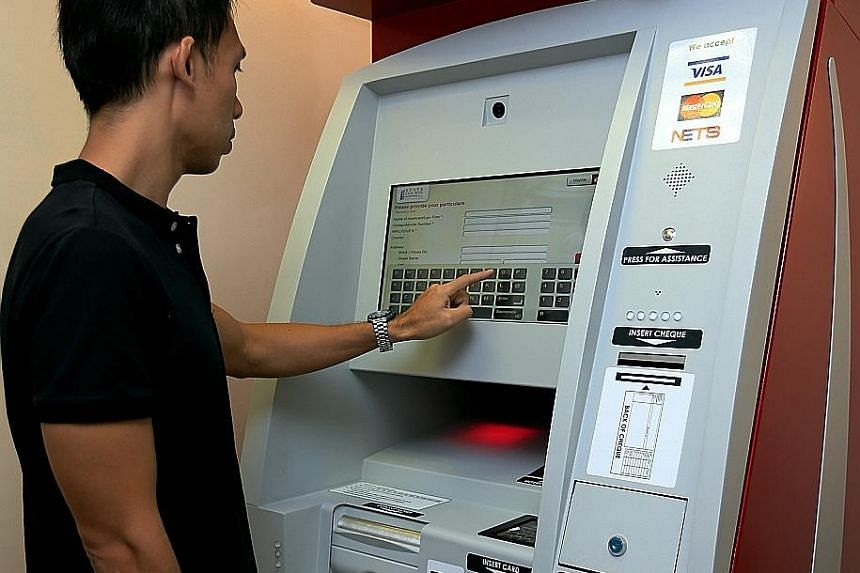 The State Courts have stepped up efficiency and convenience with the installation of new self-service payment kiosks for bail sums, court fees and fines. The Automated Collection System (ACS), launched two months ago, has allowed the courts to open a