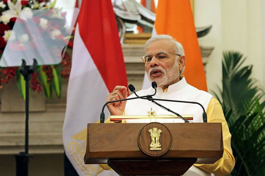 Prime Minister Narendra Modi is making a two-day visit to Vietnam.