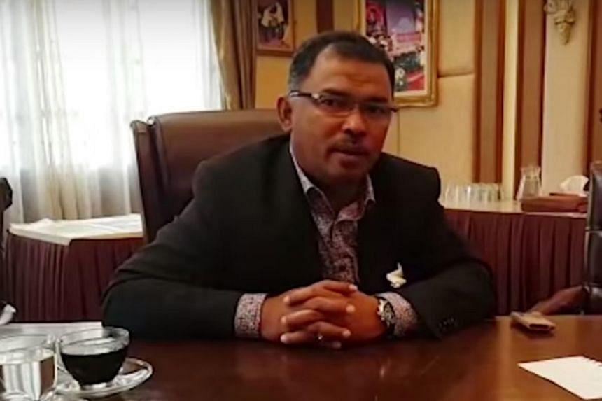 Chief Minister of Malacca Datuk Seri Idris Haron.