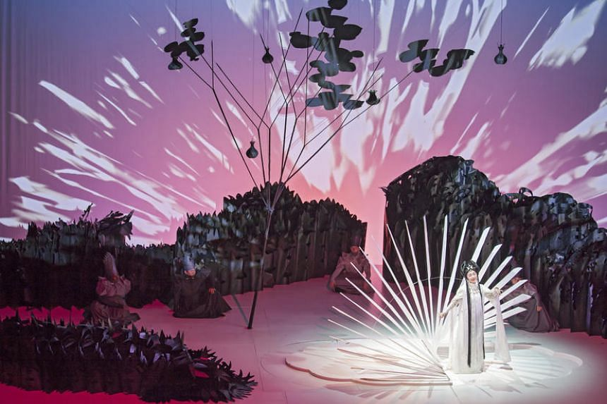 Paradise Interrupted is part of the line-up for Singapore International Festival of Arts.