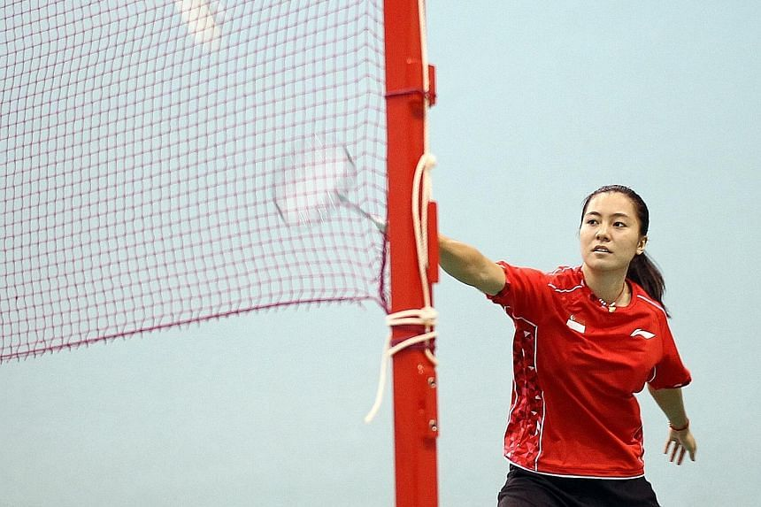 After her debut Olympic experience in Rio, national shuttler Liang Xiaoyu has already set her sights on making the Tokyo Games in 2020.
