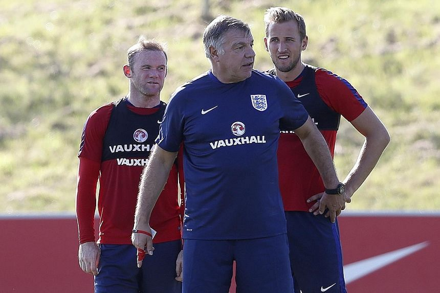 Sam Allardyce's first test as England manager will be to guide his players past Slovakia in their World Cup qualifier. With his squad largely consisting of players disgraced by association with the dismal surrender to Iceland at Euro 2016, including