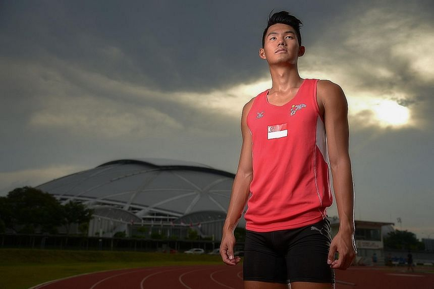 Timothee Yap is eager to take the lessons learnt from the stars of the track in Rio, including Jamaican Usain Bolt, to help the growth of the sporting fraternity here.