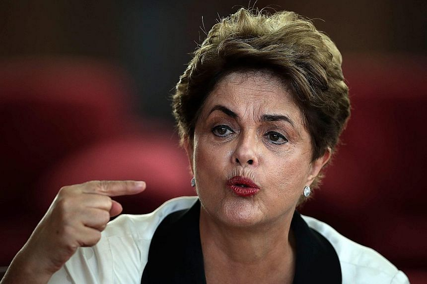 The Brazilian Senate voted on Wednesday to remove Ms Dilma Rousseff - the country's first female president - from office for manipulating the federal Budget to hide the real state of the country's ailing economy in the run-up to her 2014 re-election.